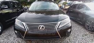 Lexus RX 2014 350 AWD Black | Cars for sale in Abuja (FCT) State, Kubwa