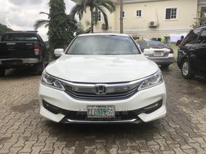 Honda Accord 2017 White | Cars for sale in Abuja (FCT) State, Garki 1