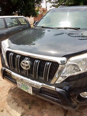 Toyota Land Cruiser Prado 2014 2.7 VVT-i Black   Cars for sale in Kaduna State, Kaduna / Kaduna State