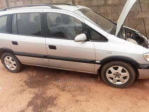 Opel Zafira 2003 Silver | Cars for sale in Gombe State, Gombe LGA