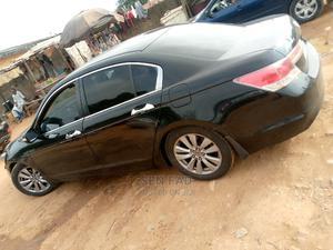 Honda Accord 2012 2.0 Estate Black | Cars for sale in Abuja (FCT) State, Kubwa