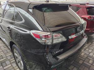 Lexus RX 2010 350 Black | Cars for sale in Lagos State, Surulere