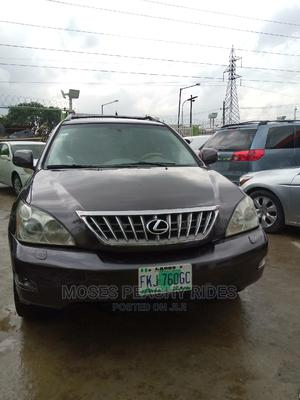Lexus RX 2009 Gray   Cars for sale in Lagos State, Ogba