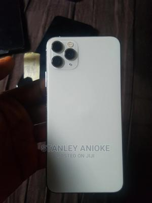 Apple iPhone 11 Pro Max 64 GB Silver   Mobile Phones for sale in Lagos State, Isolo