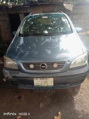 Opel Zafira 2002 Gray | Cars for sale in Lagos State, Ifako-Ijaiye