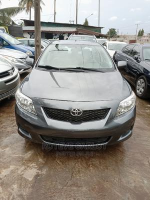 Toyota Corolla 2010 Gray   Cars for sale in Lagos State, Abule Egba