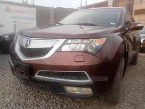 Acura MDX 2011 Brown | Cars for sale in Lagos State, Ikeja