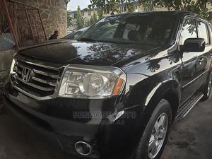 Honda Pilot 2012 Black | Cars for sale in Lagos State, Surulere