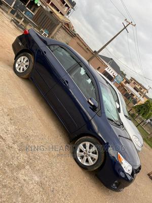 Toyota Corolla 2012 Blue   Cars for sale in Lagos State, Oshodi