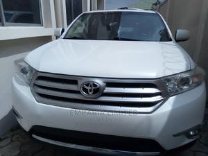 Toyota Highlander 2012 SE White | Cars for sale in Lagos State, Magodo
