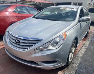 Hyundai Sonata 2013 Silver   Cars for sale in Lagos State, Amuwo-Odofin