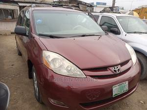 Toyota Sienna 2008 Red | Cars for sale in Lagos State, Ikeja