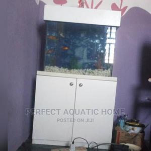 Aquarium 24*24*7 | Pet's Accessories for sale in Lagos State, Surulere
