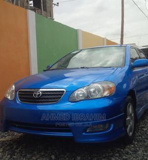 Toyota Corolla 2002 Sedan Blue   Cars for sale in Rivers State, Bonny