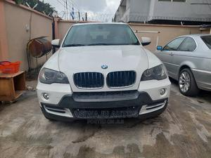 BMW X5 2007 3.0 Sport Automatic White | Cars for sale in Lagos State, Ikeja