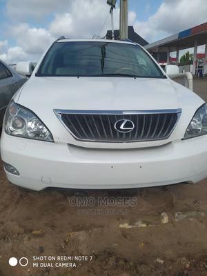 Lexus RX 2009 350 4x4 White | Cars for sale in Edo State, Benin City
