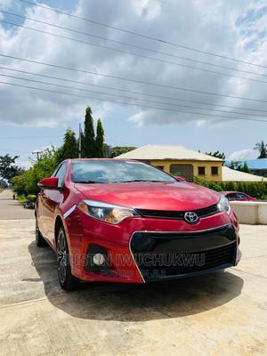 Toyota Corolla 2016 Red   Cars for sale in Abuja (FCT) State, Garki 2