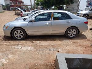 Honda Accord 2005 2.4 Type S Automatic Silver | Cars for sale in Kano State, Kano Municipal