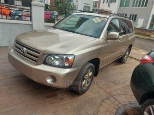 Toyota Highlander 2007 Gold   Cars for sale in Lagos State, Ojodu