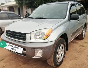 Toyota RAV4 2004 Silver | Cars for sale in Abuja (FCT) State, Nyanya