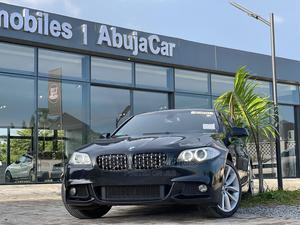 BMW 535i 2014 Black | Cars for sale in Abuja (FCT) State, Wuse 2