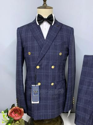 Arare and MG Turkey Best Quality Double Breasted Suit.   Clothing for sale in Lagos State, Lagos Island (Eko)