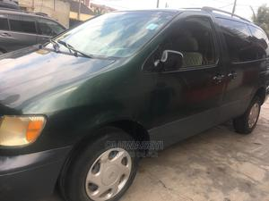 Toyota Sienna 1999 CE Green | Cars for sale in Lagos State, Mushin