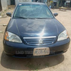 Honda Civic 2002 Blue   Cars for sale in Oyo State, Ido