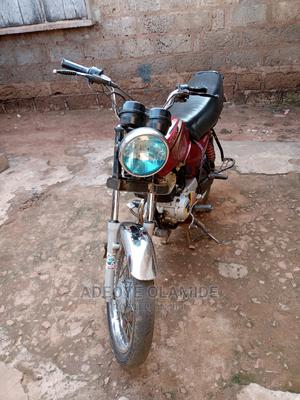 Bajaj Boxer 2018 Red   Motorcycles & Scooters for sale in Oyo State, Atiba