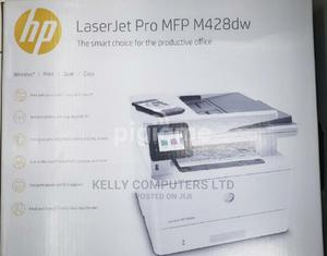 Hp Laserjet Pro Mfp 428dw   Printers & Scanners for sale in Abuja (FCT) State, Wuse