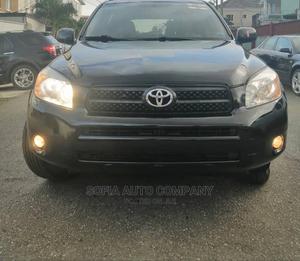 Toyota RAV4 2007 1.8 Black | Cars for sale in Lagos State, Ikeja