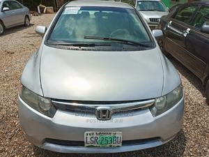 Honda Civic 2006 Silver   Cars for sale in Abuja (FCT) State, Katampe