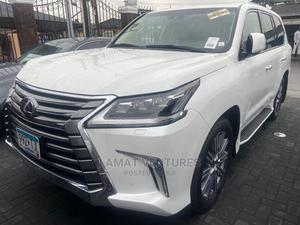 Lexus LX 2016 570 AWD White | Cars for sale in Lagos State, Ikeja