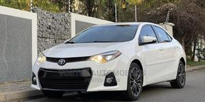 Toyota Corolla 2015 White   Cars for sale in Abuja (FCT) State, Asokoro