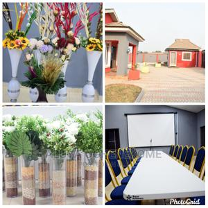 Exquisite Event Hall at Mowe Kekere Ijede | Event centres, Venues and Workstations for sale in Lagos State, Ikorodu