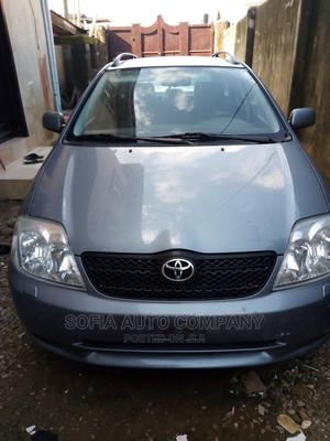 Toyota Corolla Spacio 2006 1.8 X 4WD Blue | Cars for sale in Lagos State, Alimosho
