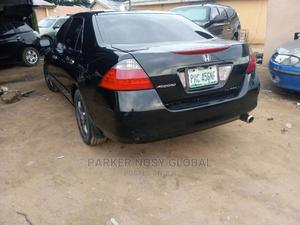 Honda Accord 2007 2.0 Comfort Black | Cars for sale in Rivers State, Port-Harcourt
