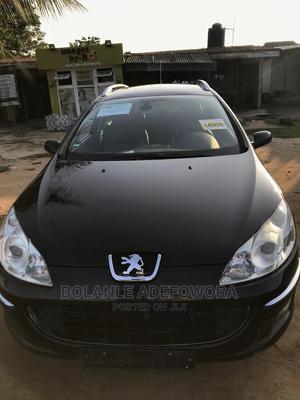 Peugeot 407 2005 Black   Cars for sale in Lagos State, Ikorodu