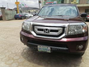 Honda Pilot 2011 Red | Cars for sale in Lagos State, Alimosho