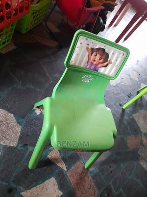 Ok Plastic Chair for Kids Green | Toys for sale in Lagos State, Lagos Island (Eko)
