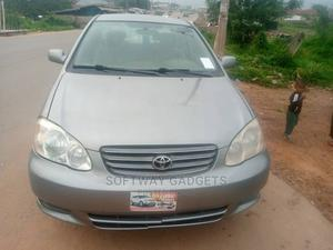 Toyota Corolla 2004 1.4 D Automatic Brown   Cars for sale in Osun State, Osogbo