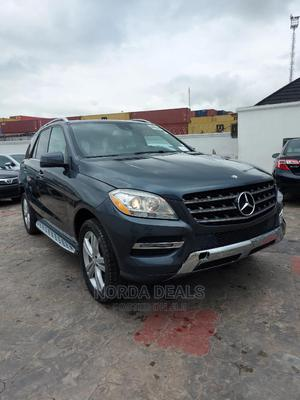 Mercedes-Benz M Class 2015 Gray | Cars for sale in Lagos State, Surulere