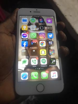 Apple iPhone 7 128 GB Silver | Mobile Phones for sale in Lagos State, Alimosho