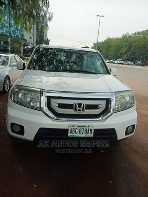 Honda Pilot 2011 White | Cars for sale in Abuja (FCT) State, Jabi