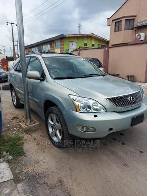Lexus RX 2006 330 Green | Cars for sale in Lagos State, Surulere
