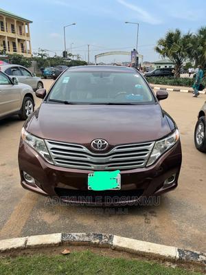 Toyota Venza 2011 V6 AWD Brown | Cars for sale in Lagos State, Ikorodu