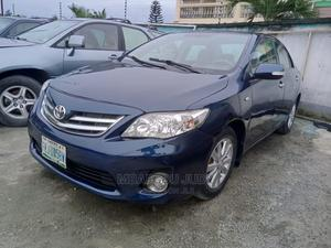 Toyota Corolla 2012 Blue   Cars for sale in Rivers State, Port-Harcourt
