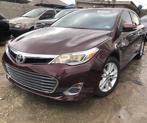 Toyota Avalon 2013 Burgandy | Cars for sale in Lagos State, Ikeja