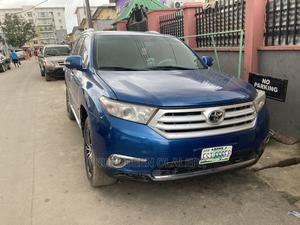 Toyota Highlander 2008 Blue   Cars for sale in Lagos State, Surulere