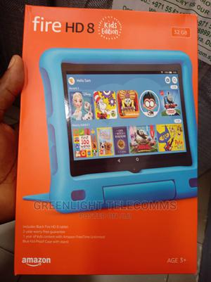 New Amazon Fire HD 8 32 GB Blue | Tablets for sale in Lagos State, Ikeja